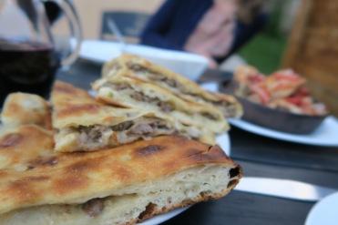 Kubdari (meat-filling) 1