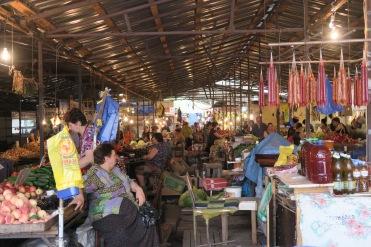 Market (churchela on the right)