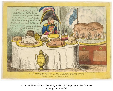 napoleon small man