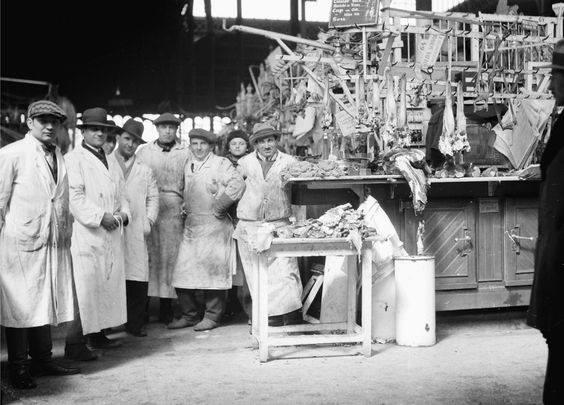 1932 piata de carne