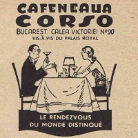 The daily olive no.3: The good, forgotten cafes of Bucharest